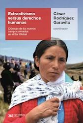 Libro Extractivismo Versus Derechos Humanos