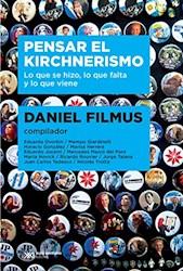 Libro Pensar El Kirchnerismo