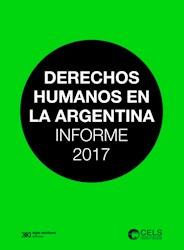 Libro Derechos Humanos En Argentina  Informe 2017
