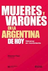 Papel Mujeres Y Varones En La Argentina De Hoy