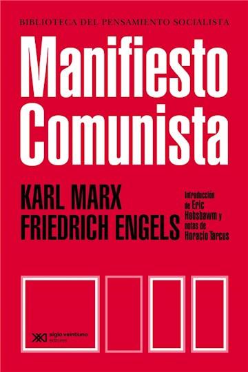 E-book Manifiesto Del Partido Comunista