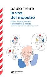 Libro La Voz Del Maestro