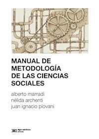 Papel Manual De Metodologia De Las Ciencias Sociales