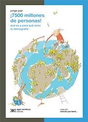 Libro 7500 Millones De Personas !