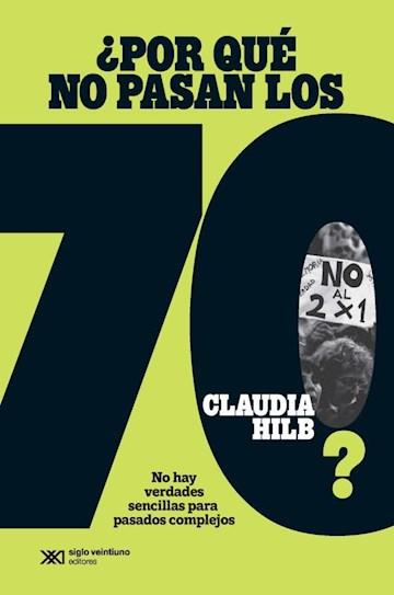 Papel ¿Por Qué No Pasan Los 70?