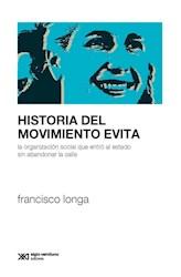 Libro Historia Del Movimiento Evita