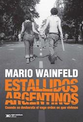 Libro Estallidos Argentinos
