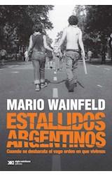 Papel ESTALLIDOS ARGENTINOS