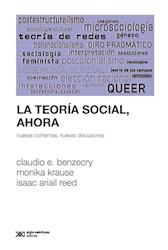 Libro La Teoria Social , Ahora