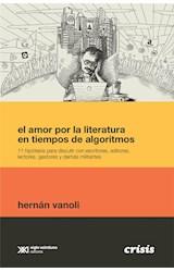 Papel AMOR POR LA LITERATURA EN TIEMPOS DE ALGORITMOS