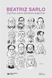 Escritos De Literatura Argentina