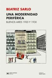 Libro Una Modernidad Periferica
