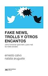 Papel FAKE NEWS, TROLLS Y OTROS ENCANTOS