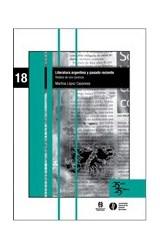 Papel LITERATURA ARGENTINA Y PASADO RECIENTE
