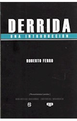 Papel DERRIDA UNA INTRODUCCION