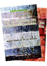 Papel Nuevo Manual Del Promotor Cultural (2 Tomos)