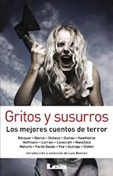 Papel Gritos Y Susurros: Los Mejores Cuentos De Terror