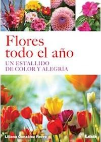 Papel Flores Todo El Año