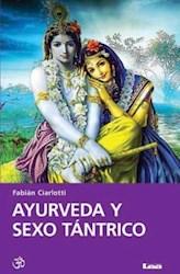 Libro Ayurveda Y Sexo Tantrico