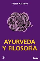 Libro Ayurveda Y Filosofia
