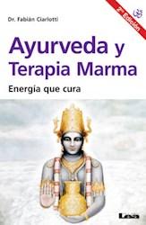 Libro Ayurveda Y Terapia Marma