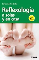 Libro Reflexologia  A Solas Y En Casa