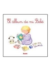 Papel El Álbum De Mi Bebé