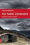 Papel ASI HABLO ZARATUSTRA (RUSTICA)