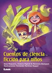 Libro Cuentos De Ciencia Ficcion Para Niños