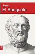 Papel BANQUETE (COLECCION ESPIRITUALIDAD Y PENSAMIENTO) (RUSTICA)