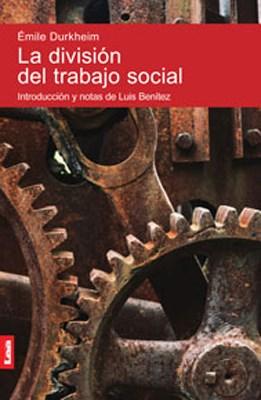 Papel La Division Del Trabajo Social