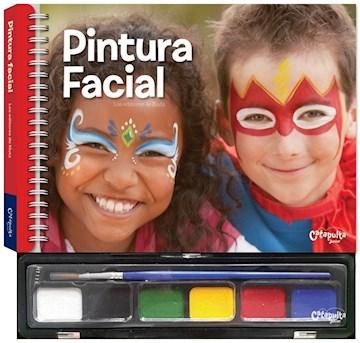 Papel Pintura Facial