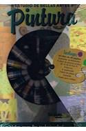 Papel PINTURA (ESTUDIO DE BELLAS ARTES) (CAJA + LIBRO + 3 PIN  CELES + 7 TUBOS DE PINTURA ACRILICA