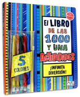 Papel EL LIBRO DE LAS 1000 Y UNA ACTIVIDADES
