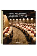 Papel VINO ARGENTINO ARGENTINE WINE (BILINGUE) (CARTONE)