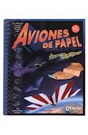 Papel AVIONES DE PAPEL (40 HOJAS DE PAPEL MULTICOLOR LISTAS PARA VOLAR) (CARTONE)