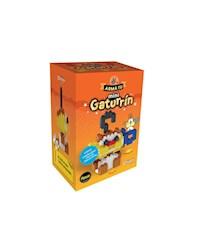 Libro Arma Tu Mini Gaturrin + Ladrillitos De Plastico