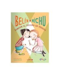 Papel Belen Y Michu 3 - Rompen El Recor De Fosiles