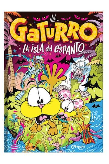 Papel Gaturro: La Isla Del Espanto