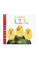 Papel A CONTAR 1 2 3 (COLECCION HUELLAS) (CARTONE)
