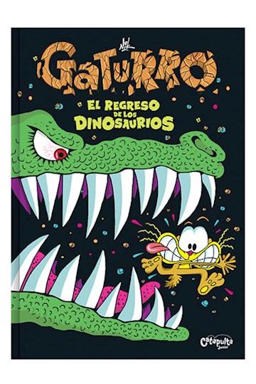 Papel Gaturro: El Regreso De Los Dinosaurios