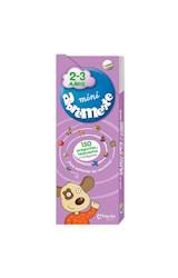 Papel MINI ABREMENTE 2-3 AÑOS 150 PREGUNTAS Y RESPUESTAS EN IMAGENES (RUSTICA)