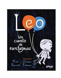 Libro Leo , Un Cuento De Fantasmas