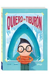 Papel QUIERO UN TIBURON (CARTONE)