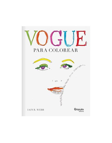 Papel Vogue, Para Colorear
