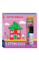 Papel ARTY MOUSE - ESTENCILES