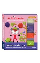 Papel ARTY MOUSE - JUEGOS CON ARCILLA
