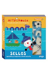 Papel ARTY MOUSE - SELLOS