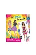 Papel MI BOOK DE MODA (DISEÑA + DE 40 CONJUNTOS) (ANILLADO) (RUSTICA)