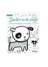 Papel Mini Galería: Dexter Va De Paseo